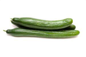 To hele agurker