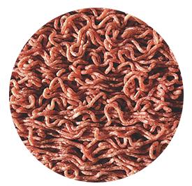 Rå karbonadedeig