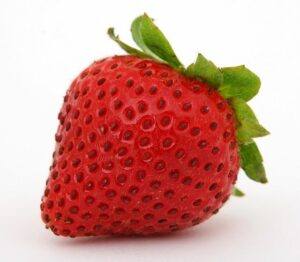 Et jordbær