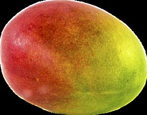 En hel mango